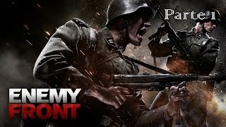 Enemy Front Walkthrough Parte 1 - Español (PS3 Gameplay)