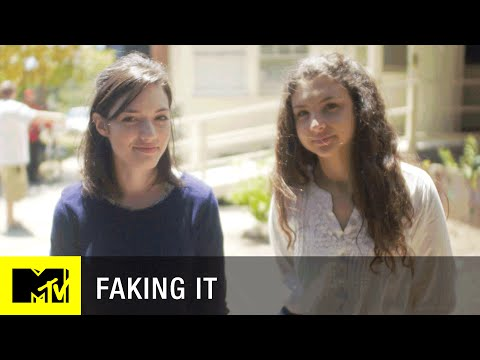 High School Trailblazers (Faking It) | Giving Back to the Community | MTV