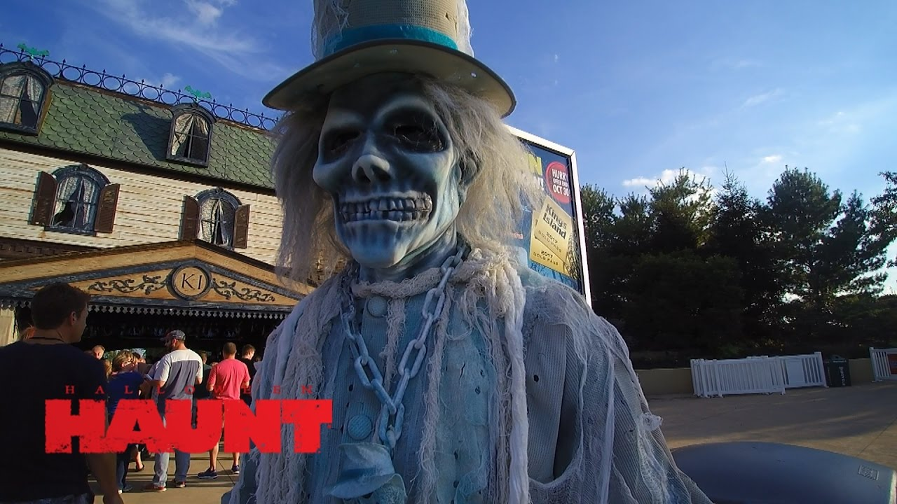 kings island halloween haunt opening night 2016