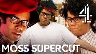 The Exciting Life Of Moss | The IT Crowd Supercut