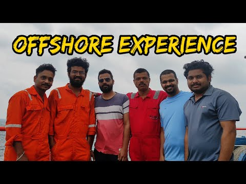 #Offshorelife #Job #offshoresalary one day at offshore life part-1 | Offshore Job opportunities