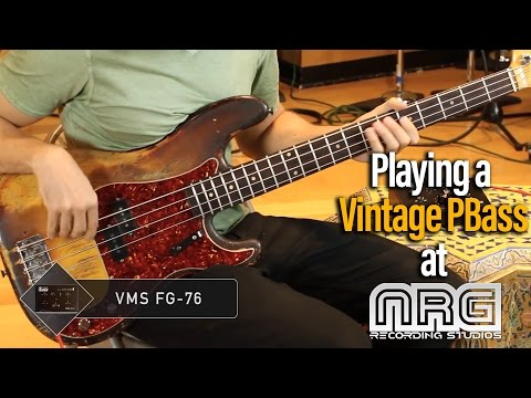 Download Youtube: Recording Bass at the Legendary NRG Recording Studios in Hollywood