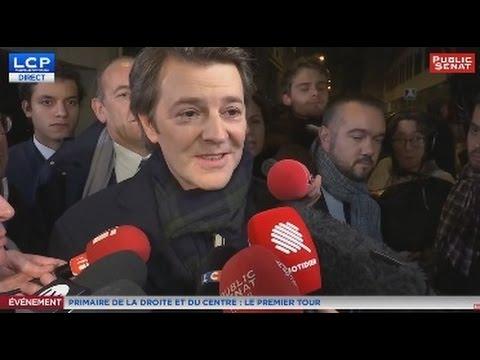 """François Baroin, porte-parole de Sarkozy : """"Bien sûr qu"""