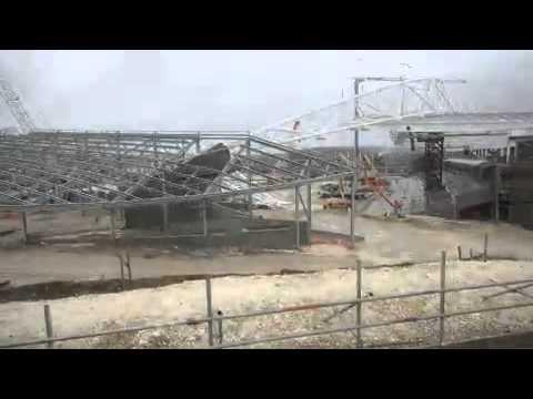 The Amex Community Stadium - Time Lapse - KSS