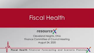 Cleveland Heights Finance Committee