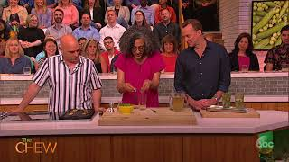 Carla Hall's Mint Tea-Jo | The Chew
