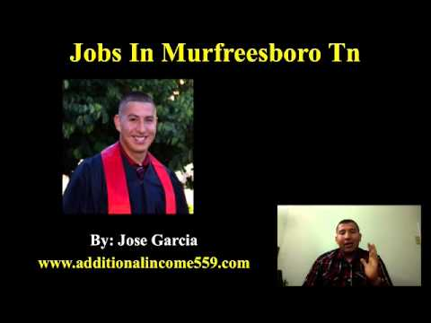 """Jobs Hiring In Murfreesboro TN"" - Earn Up To $3,157 Dollars Per Month Online...."
