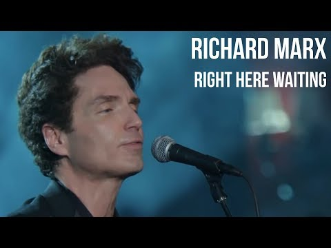 Richard Marx - Right Here Waiting  sub Español +