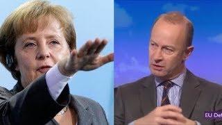 UKIP leader debates the coming EU Military Junta
