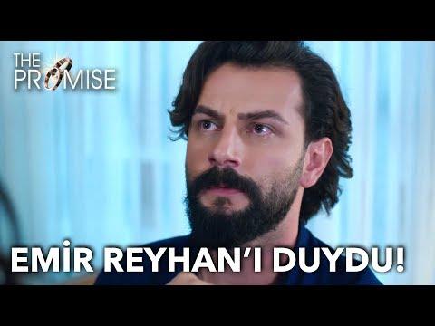 Emir Reyhan'ın itirafını duydu! | Yemin 118. Bölüm