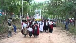 EL CHAQUEÑO PALAVECINO VIRGENCITA DE LA PEÑA CON LETRA