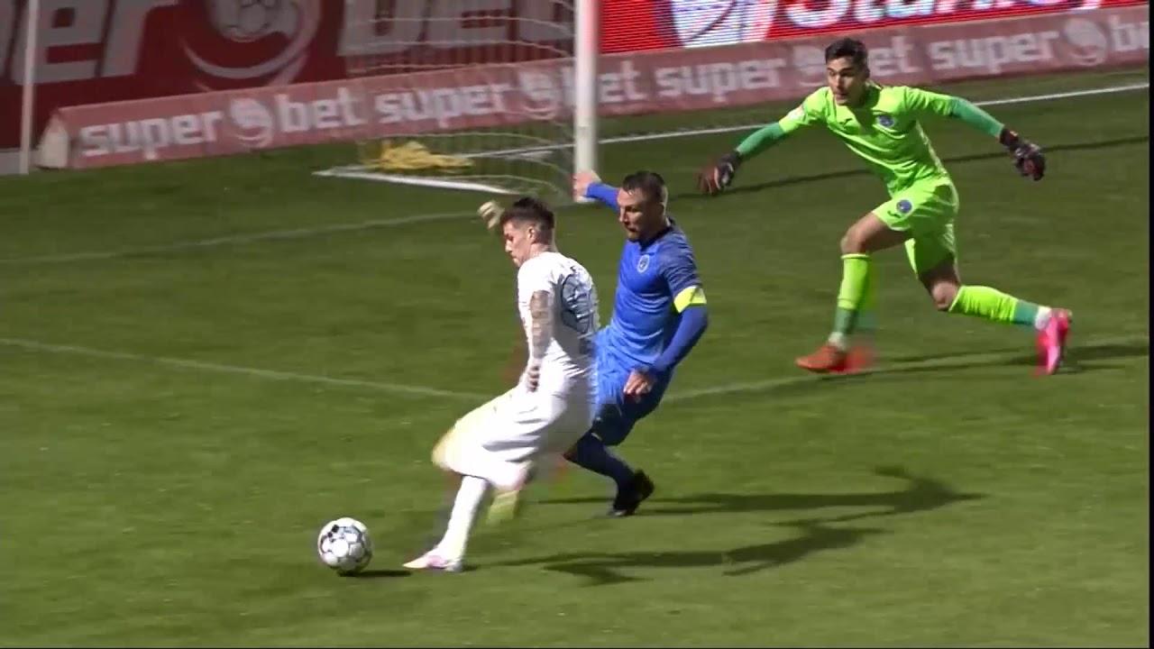 REZUMAT: Academica Clinceni-FCSB 0-2 (Liga 1, etapa 7)