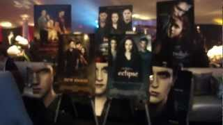 A look around The Twilight Saga: Breaking Dawn - Part 2 world premiere after party in Los Angeles