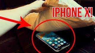 - Вызов Духов Египетский Кот НАШЛИ iPhone 8 под ПОДУШКОЙ iPhone X Потусторонние