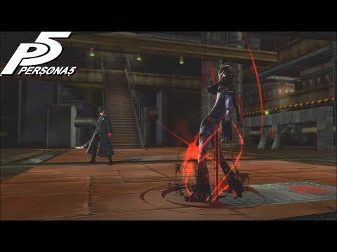 Persona 5: Joker vs The True Culprit (NewGame+)