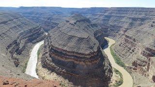 Goosenecks State Park & Valley of the Gods, Utah Trip 2013 #4