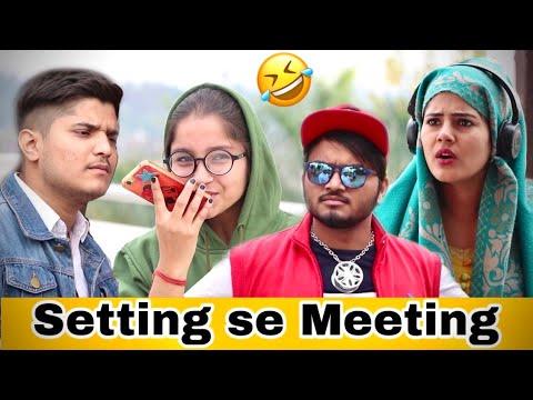 Setting Se Meeting | The Mridul | Pragati | Nitin