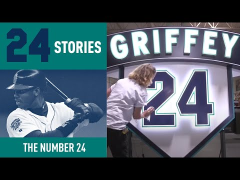 24 Stories: The Number 24