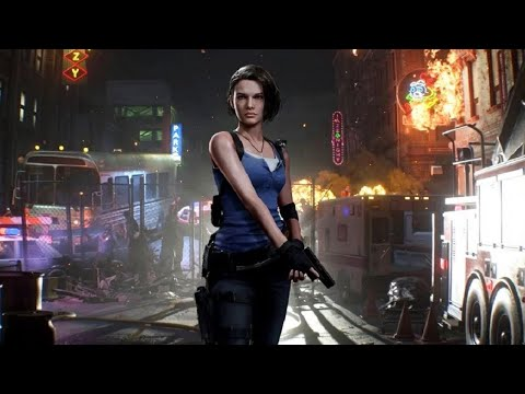 Resident Evil 3 Remake Full Game Live Stream