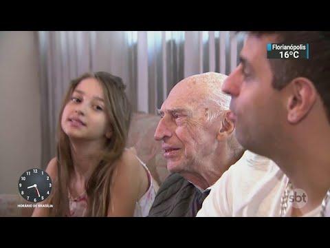 Mais de 30% dos brasileiros vão homenagear outra pessoa no lugar do pai | SBT Brasil (11/08/18)