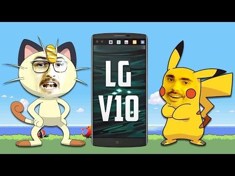 Enfrentados por el LG V10