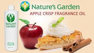 Apple Crisp Fragrance Oil- Natures Garden