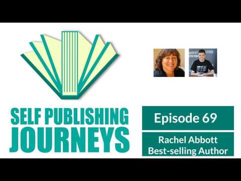 SPJ069 Rachel Abbott, Best-selling Amazon Author