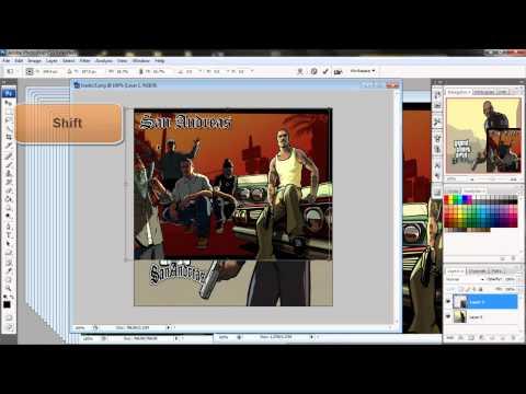 7.Gta San Andreas - меняем картинки при загрузке игры