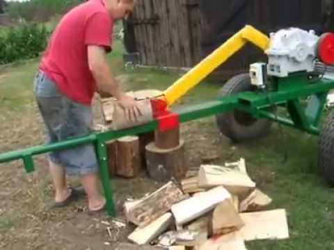 Cum sa crapi lemne usor