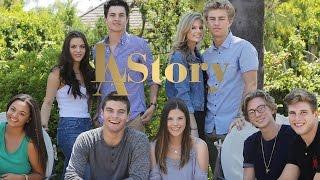 MEET THE SQUAD | LA STORY EP 1