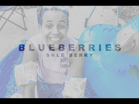 Shle Berry - Blueberries (Official Music Video)