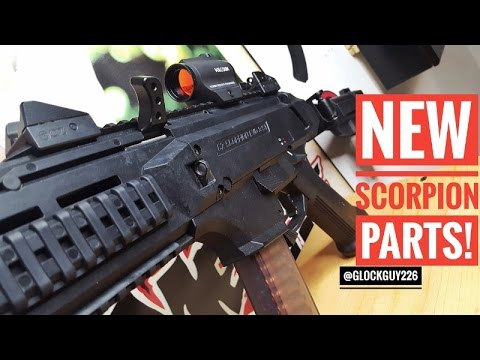 CZ SCORPION EVO UPGRADES