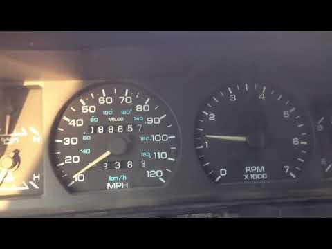 Driving The 1989 Dodge Spirit 5-Speed