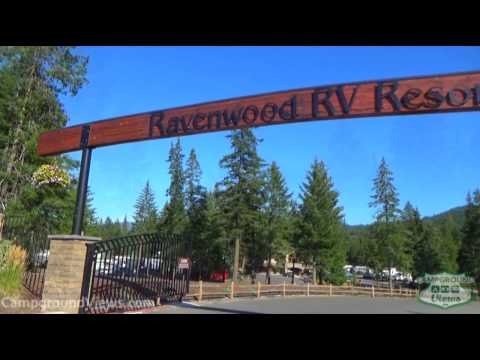Ravenwood RV Resort Athol Idaho - CampgroundViews.com