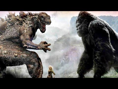Kong Vs Skull Crawler - Fight Scene - Kong: Skull Island (2017) Movie Clip HD