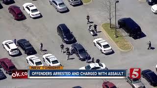 2 Hurt In Riot At Nashville Youth Detention Center
