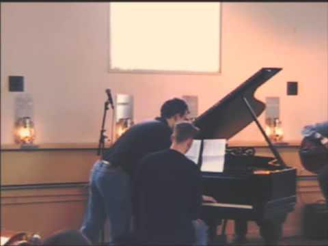 Brad Mehldau Masterclass 2003