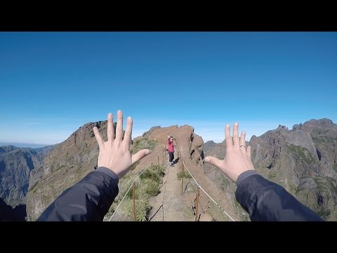 Madeira: From Pico Arieiro To Pico Ruivo Walk [FULL PASS]