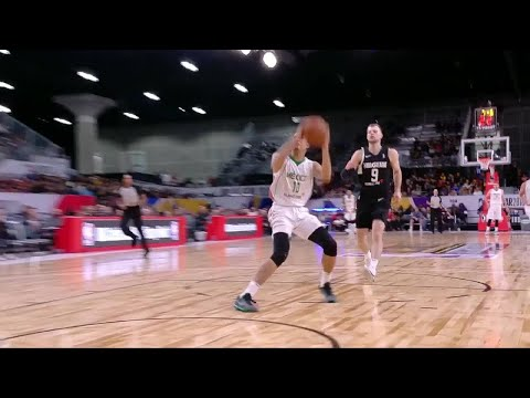 Top Dunks of the 2018 NBA G League International Challenge