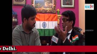 Mr.Syed Algazi | ATCC | SECOND INTERVIEW |  Honored by the Indian Armed Forces |