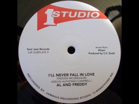 Al Campbell & Freddie McGregor - I'll Never Fall In Love