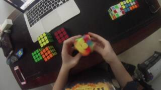 "The ""Justin Bieber Challenge"" - How many Rubik"