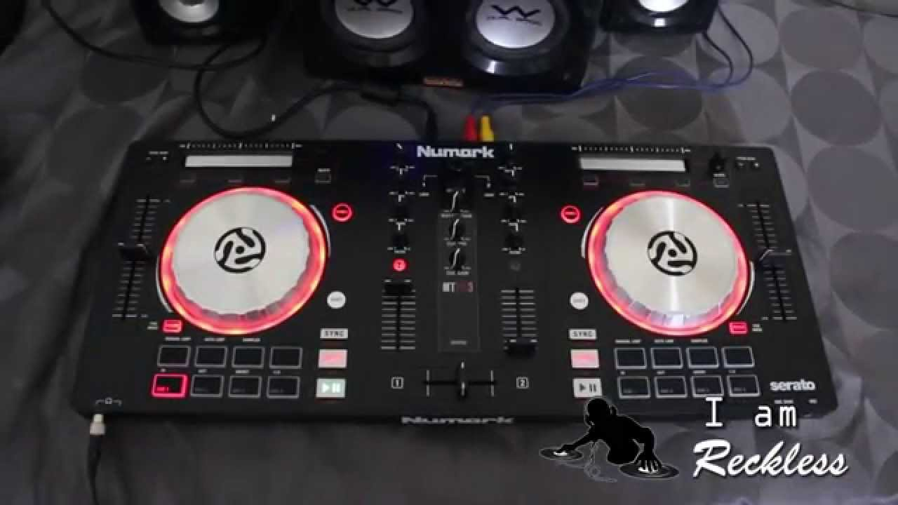 numark mixtrack pro 3 review youtube. Black Bedroom Furniture Sets. Home Design Ideas