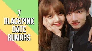 7 Male idols who are rumored Dating BLACKPINK
