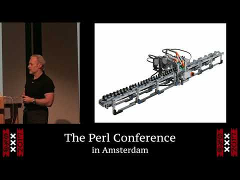 """""""The Shoulders Of Giants: 400 Years Of Perl 6"""" - Damian Conway"""