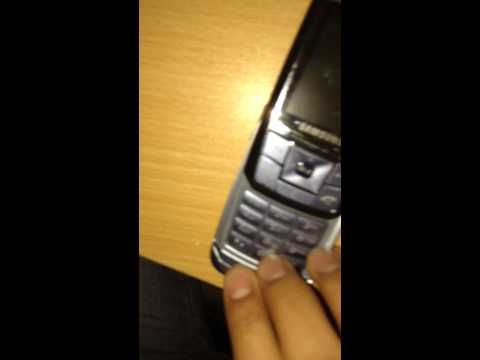 Intro.mid on Samsung SGH-E250i