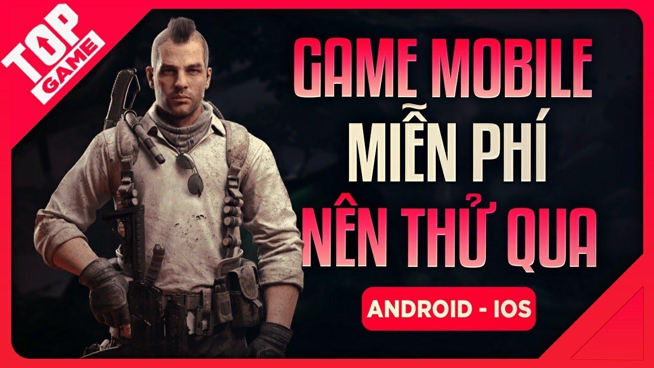 [Topgame] Điểm Mặt 9 Game Mobile Mới Miễn Phí Hay Nhất 2020 | Online