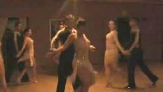 Rica Salsa Performance@ Hot Salsa Friday