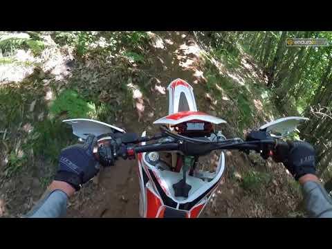BETA RR 200 Bike Test onboard GoPro