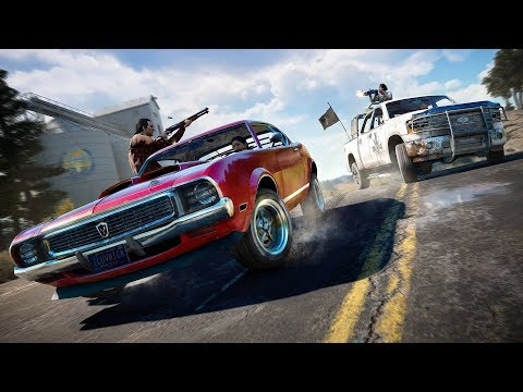 News Update: Far Cry 5 PC System Requirements And 4K Recommended Specs Announced